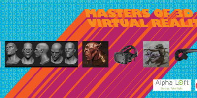 Masters of 3D